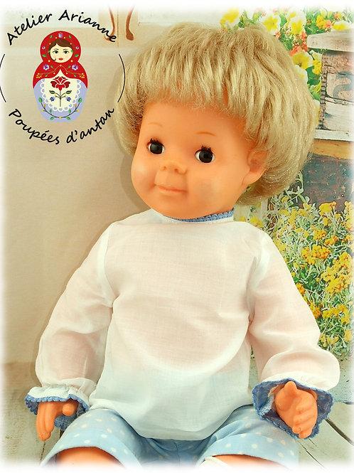 Chemisier pour poupée Michel de Modes et Travaux