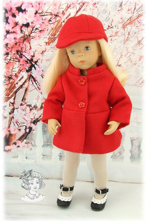 Novembre 1970-Tenue pour poupée Minouche
