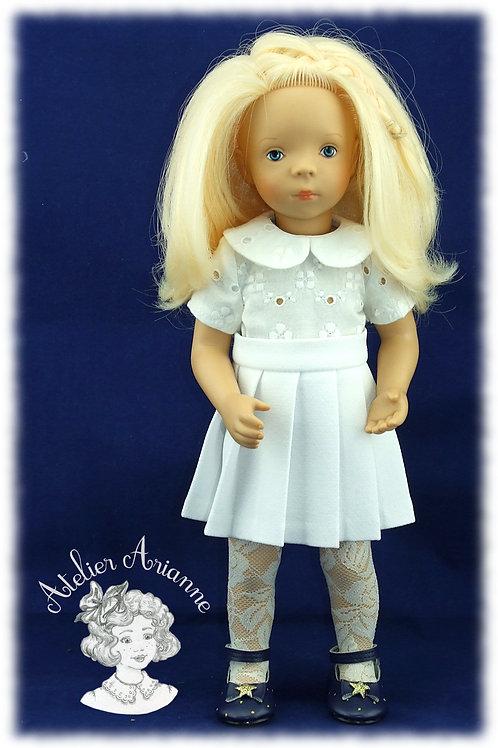 Dina Tenue pour poupée Minouche 33 cm