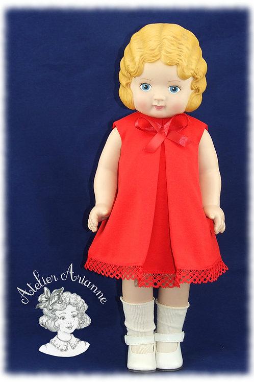 Octobre 1965 - Tenue pour poupée Daisy ou Raynal