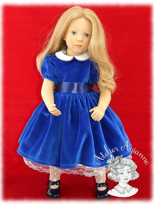 Tenue pour poupée Finouche Décembre 1951