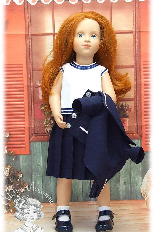 Lina tenue pour poupée Starlette de Petitcollin