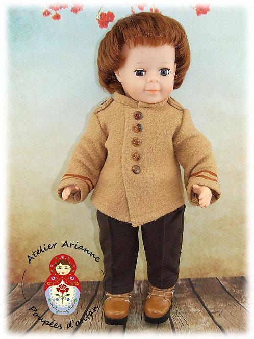 Jan Tenue pour poupée Jean-Michel de Modes et Travaux