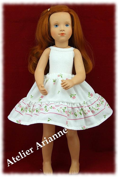 Jupe ou jupon pour poupées Starlette, Nancy de Famosa, Vidal Rojas