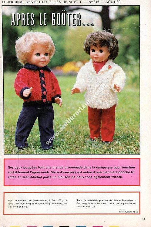 Page Modes et Travaux Août 1980 - TRICOT