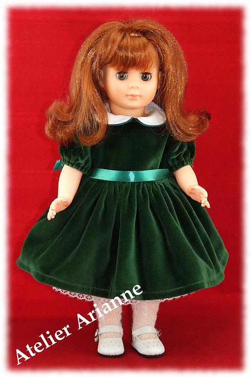 Kit pour pour poupée Françoise Modes et Travaux Décembre 1951