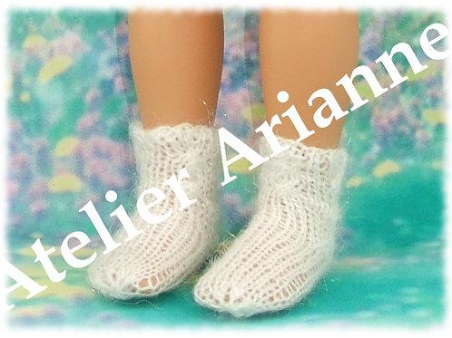 Chaussettes pour poupées  Corolle, Paola Reina, Minouche, Mini Maru, LD
