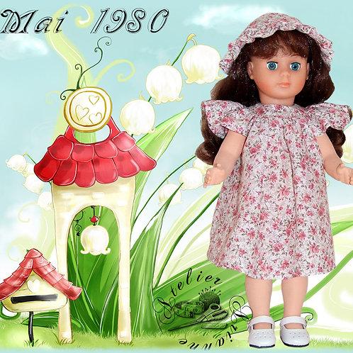 Tenue Françoise ou Marie-Françoise Mai 1980