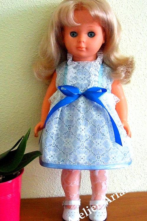 Tenue mai 1969 pour poupées Modes et Travaux, Marie-Françoise