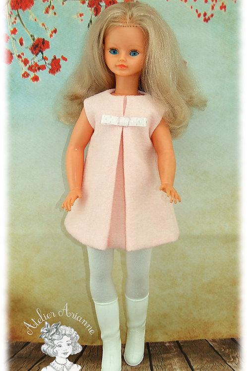 Hélène -Tenue pour poupées Cathie de Bella, Dolly de GéGé , Starlette