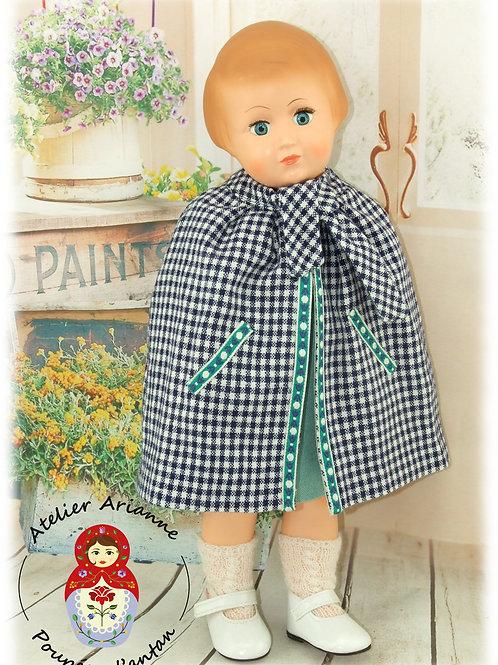 Tenue pour poupée Marie-Françoise MARS 1963