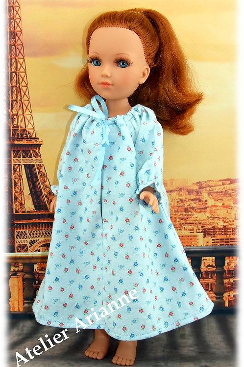 Tenue Douce Nuit pour poupées :Bella, Gége ,Vidal, baigneurs et d'autres 38-43cm