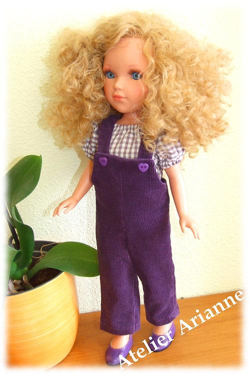 Tenue Valérie pour poupées Vidal Royas et Nancy de Famosa 40 cm