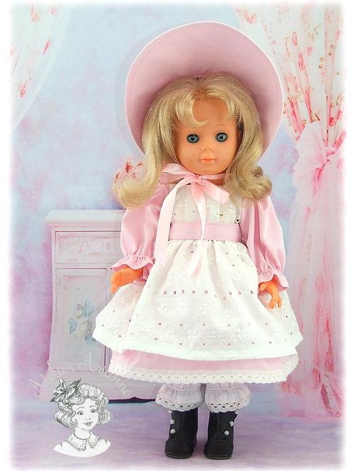 Tenue pour poupée Marie-Françoise-Décembre 1977