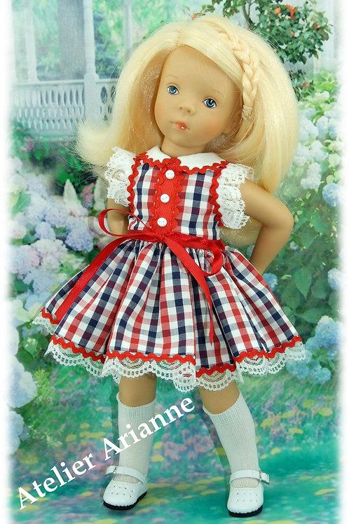 Tenue Milene pour poupées LD, Minouche, Corolle, Paola Reina 33 cm