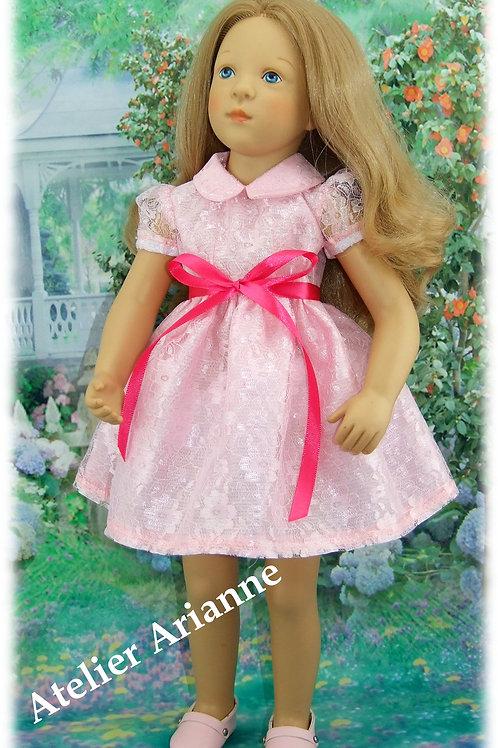 Tenue Jeanine pour poupée Finouche de Petitcollin