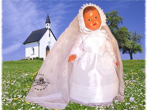 Tenue pour poupée Françoise Modes et Travaux Mai 1952