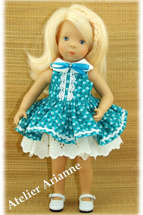 Tenue Antonina pour poupées Little Darling, Minouche, Corolle ,Paola Reina