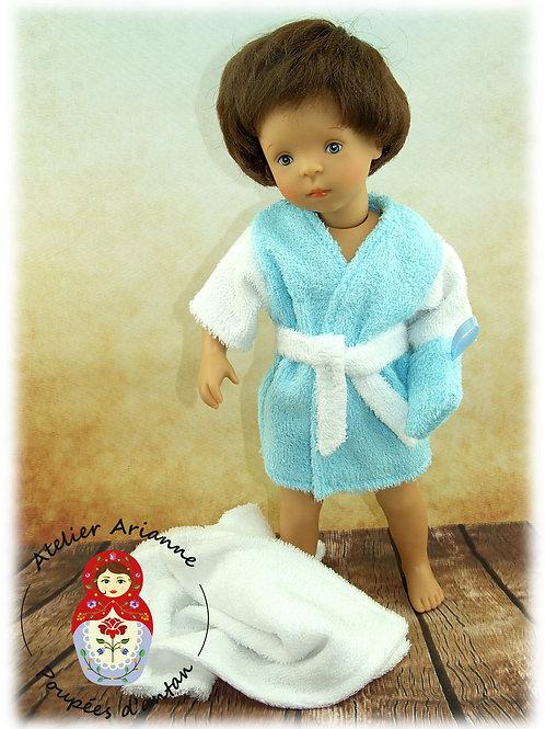 Janvier 1985 Tenue pour poupée Minouche garçon