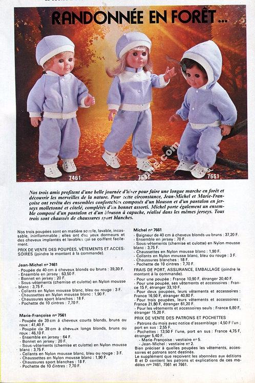 Page Modes et Travaux Décembre 1980