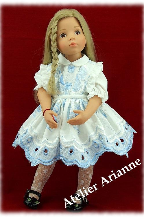 Tenue Ilona pour poupées : Our Generation, Gotz, American Girl, Journey