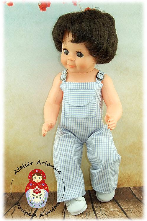 Juillet 1978 Tenue pour poupée Michel de Modes et Travaux