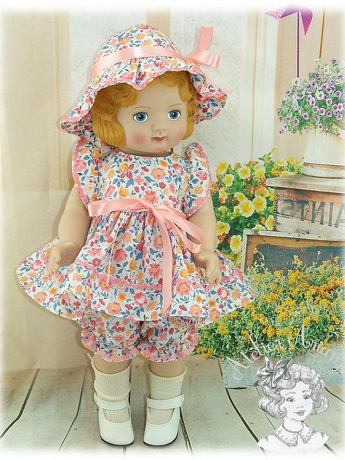Penelopa Tenue pour poupées: Daisy Kingdom de 50 cm