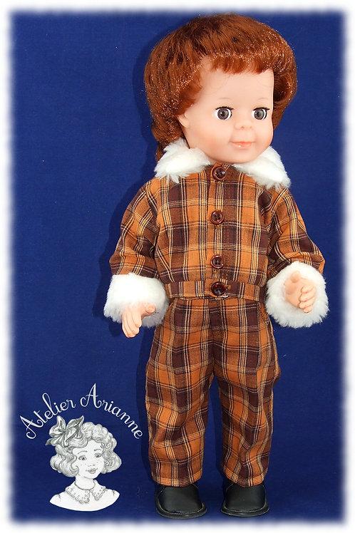 Ethan, Tenue de novembre 2000 pour poupée Jean-Michel de Modes et Travaux