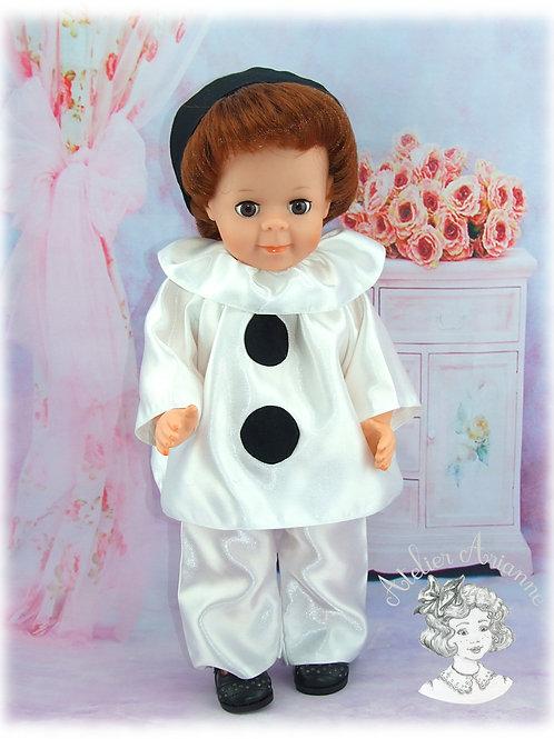 Février 1982 Tenue pour poupée Jean-Michel de Modes et Travaux