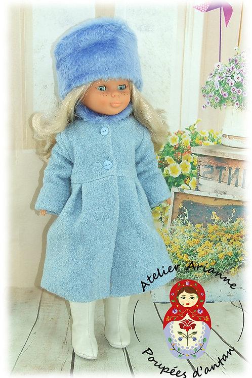 Sacha Tenue pour poupée 41 cm