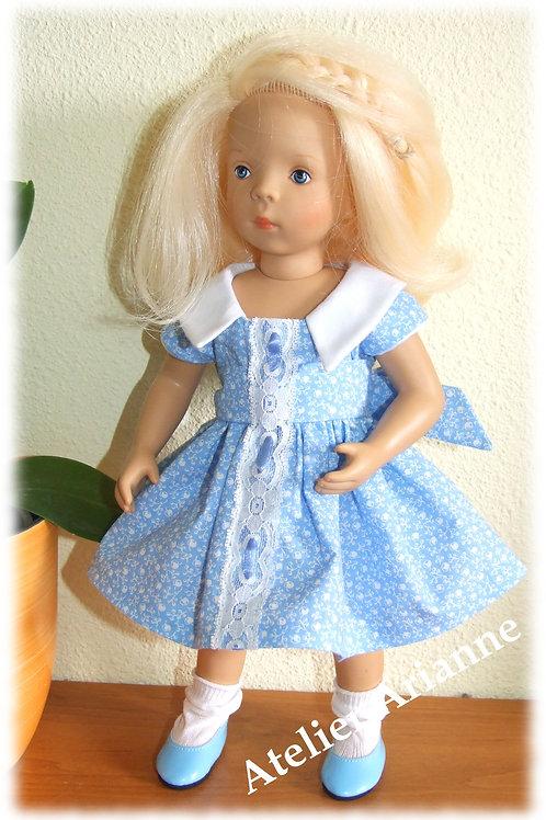 Tenue Anaïs  pour poupée Minouche 33 cm