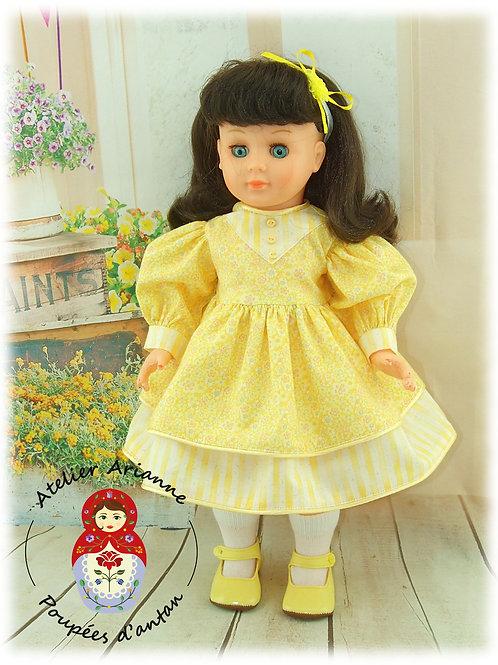 Lulotte - tenue pour poupée Marie Françoise