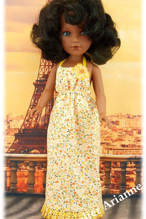 Tenue Maryvonne pour poupées Nancy de Famosa et Vidal Royas