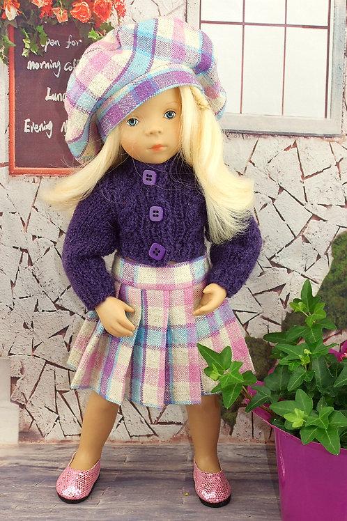 Emy Tenue pour poupée Minouche