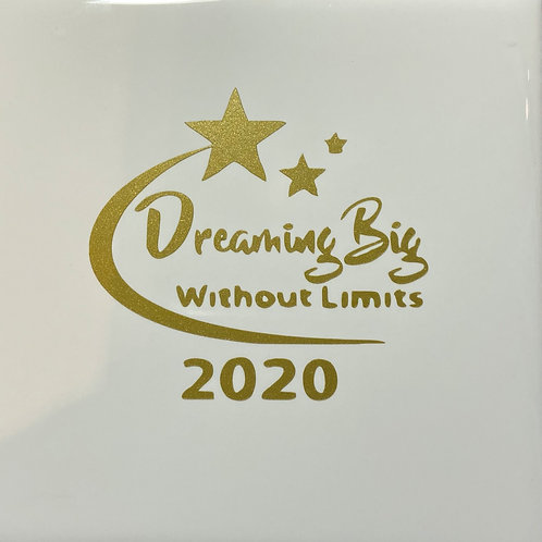 Dreaming Big Without Limits Coaster