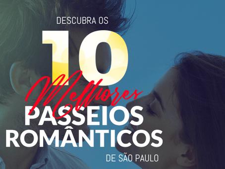 Conheça os 10 Melhores Passeios Românticos em São Paulo