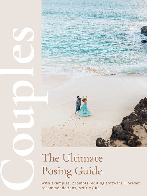 The Compete Guide To Posing Couples