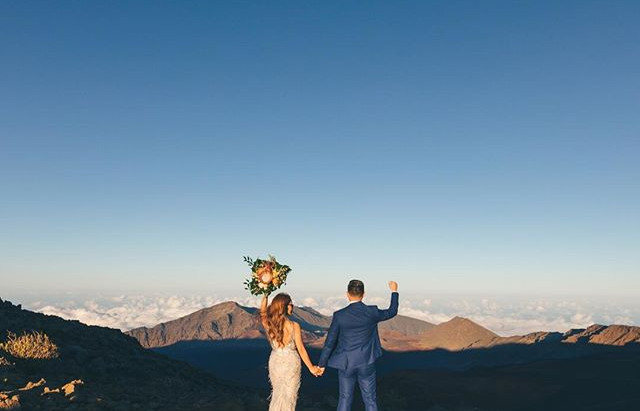 Haleakala Adventure Engagement Session - 3 Tips You Need To Know