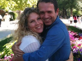 """Episode 195 - Blaine & Audrey Rindlisbacher, """"Homeschooling with a Happy Marriage"""""""