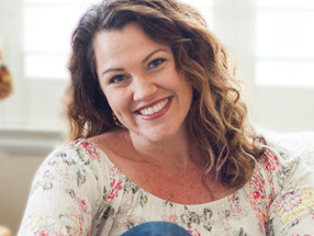 Episode 207 - Kristi Clover, Helping us Live Simply, Be Joyful