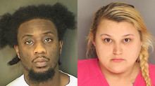 Mixed-Race Pair Takes Fire in South Carolina