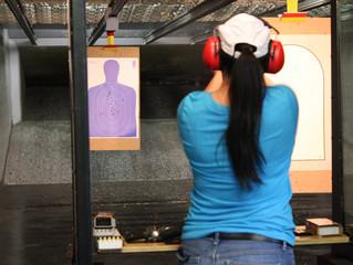 Texas Moms Already HAVE Gun Sense; Demand Large Caliber Ammo, Instead