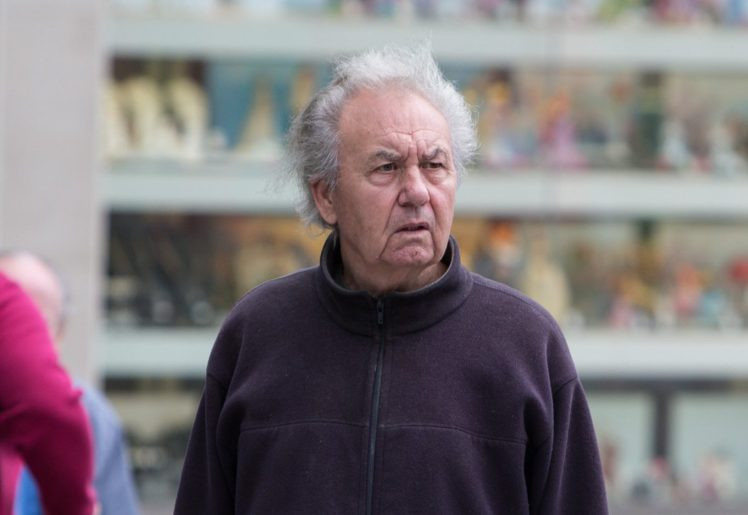 Rueben Gregory, 78, Chose Eating Over Complying With A Violation of His Human Rights
