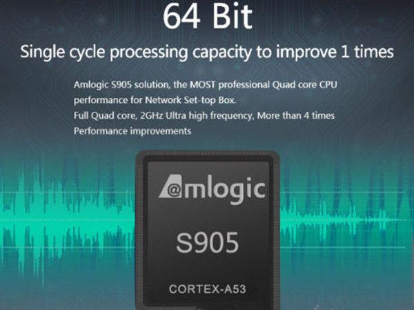 MXQ Pro 4K S905 Smart TV Box 64Bit 2 0GHz Quad Core Android 5 1 1G+8G XBMC  Movie | 123wowdeals