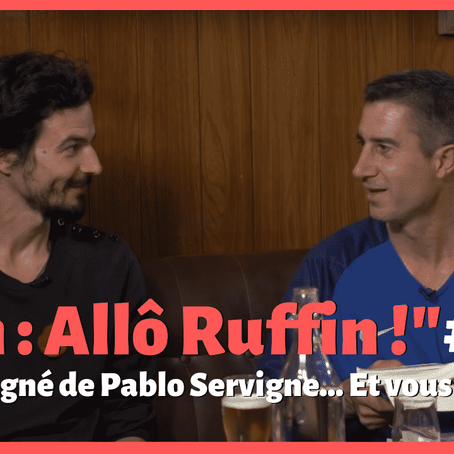 François Ruffin entrevista a Pablo Servigne sobre la actual pandemia de coronavirus