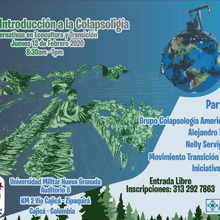 Foro introducción a la Colapsología. Alternativas en ecocultura y Transición