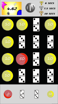 Domino levels are very tricky!