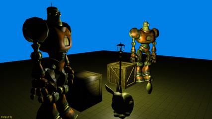 OpenGL Demo