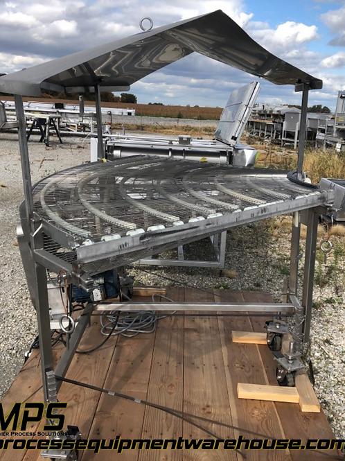90 Degree Flex Turn Conveyor
