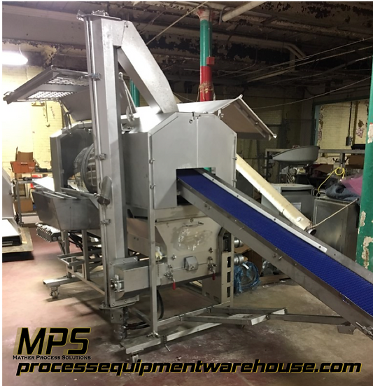 MP Equipment 120 Drum Breader
